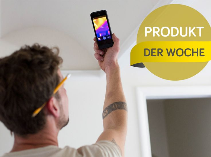 Flir One: Wärmebilder via Smartphone #News #Multimedia