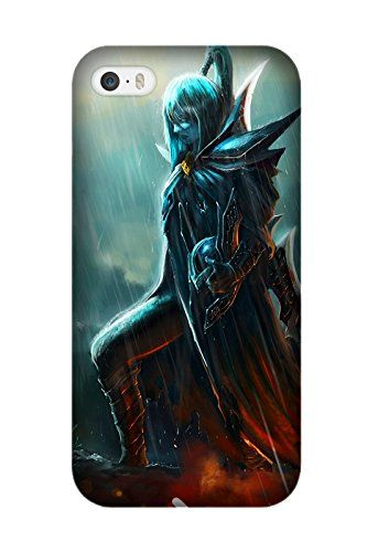 New Game DotA 2 Hard Case Cover for Iphone 5/5S/Iphone SE Design By [James Heim]