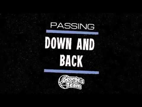 Passing Drills for Youth Basketball   5 Man Weave by George Karl - YouTube