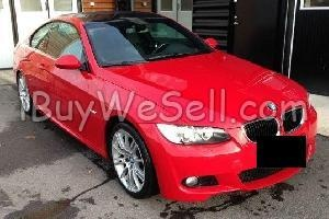 """BMW 320d coupe  M sport paket in och utvändigt  18"""" original m fälg  Kolfiber folierat tak m3 look.  To check the price/Contact the seller click the picture. For more cars visit http://www.ibuywesell.com/en_SE/category/Cars/427/ #cars #usedcars #BMW #buyusedcar"""