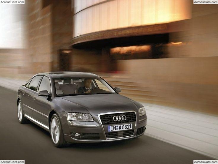 Audi A8L 4.2 TDI quattro (2005)
