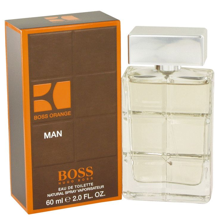 Boss Orange by Hugo Boss Eau De Toilette Spray 2 oz (Men)