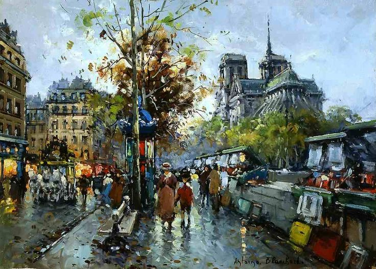 Antoine Blanchard