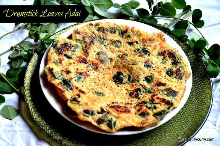 murunga keerai dosai or drumstick leaves dosa is easy and simple to make. Adai can be made in so many variety. Its very healthy and tasty.