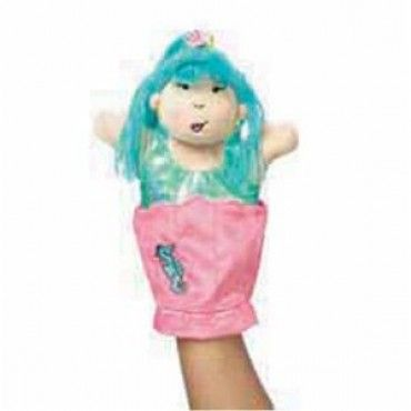 Manhattan Toy Coral Queen Silly Sounds Mermaid Hand Puppet