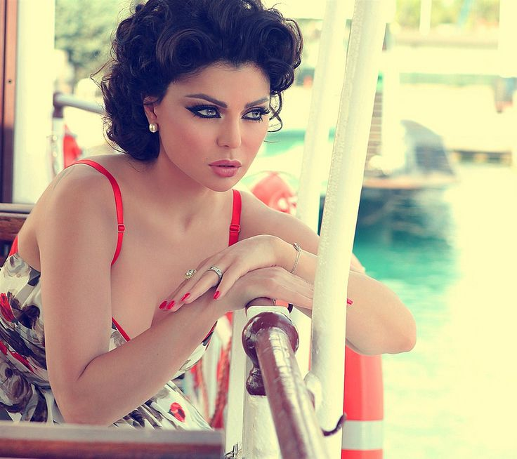 17 best Haifa wahbi images on Pinterest   Haifa wehbe, Make up and ...
