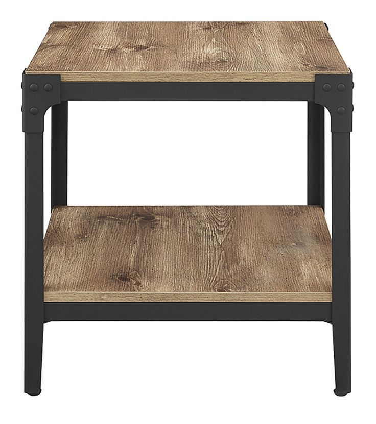 Diy Rustic Wood End Table: 1000+ Ideas About Wood End Tables On Pinterest