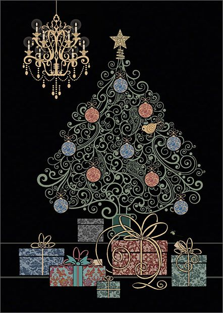 BugArt Christmas Jewels ~ Tree Presents. CHRISTMAS JEWELS Designed by Jane Crowther.