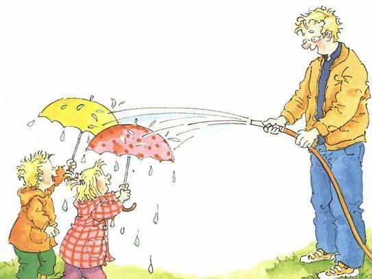 Thema 'Regen'.