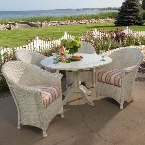 Classic Wicker Dining Group. Outdoor FurnitureMay ... Part 96