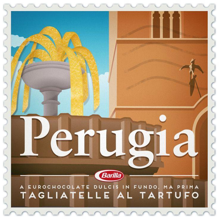 #Eurochocolate a Perugia