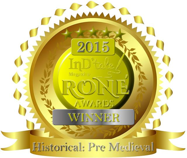 The Red Wolf's Prize, winner of the Best Historical Novel for 2015 in the medieval category!
