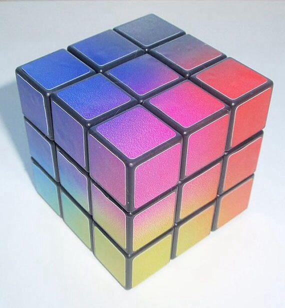 rubiks cube in martini - photo #22