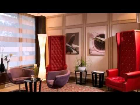 Leonardo Hotel Köln Bonn Airport - Köln - Visit http://germanhotelstv.com/koelnbonnairport Located beside Cologne/Bonn Airport this 4-star hotel offers a free 24-hour airport shuttle soundproofed rooms with internet access and international cuisine. S-Bahn trains run to Cologne Central Station in 15 minutes. -http://youtu.be/1ZQYzbGQ5Xk