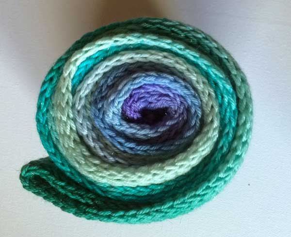 Sparkle Sock 4 ply Fingering Wool Yarn Mermaid Teal Sea Green Violet by HeatherMaid on Etsy