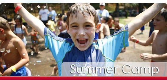 Summer Camp, Rose Bowl Aquatics