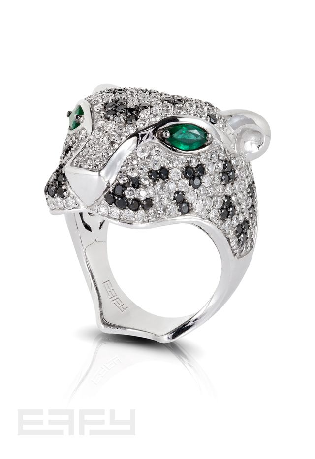 The unspoken allure of the panther is where the mystery of it's beauty lies..  Shop Effy's Signature> http://www.effyjewelry.com/collections/signature.html?utm_content=buffereb884&utm_medium=social&utm_source=pinterest.com&utm_campaign=buffer
