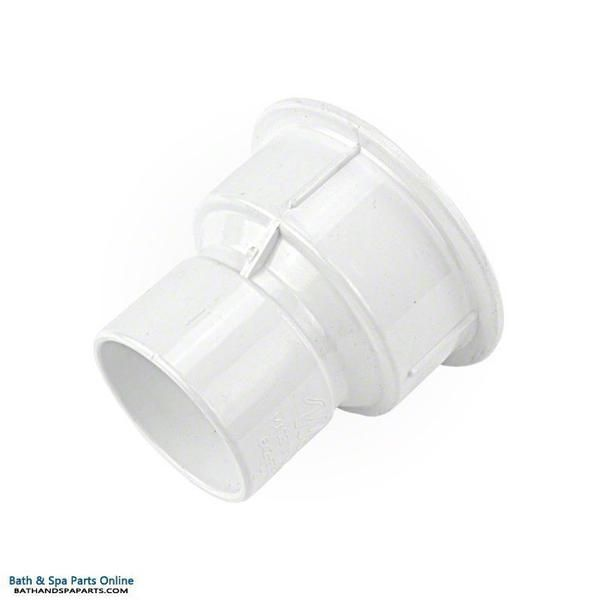 Waterway 2 Threaded Straight Adapter 642 3750 Pvc Fittings Spa Parts Custom Pools