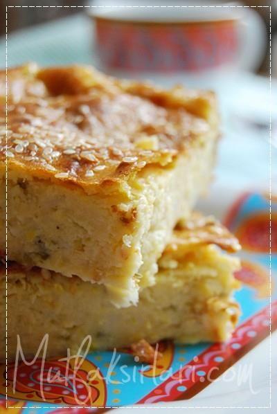 Fırında Mücver Tarifi | Mutfak Sırları