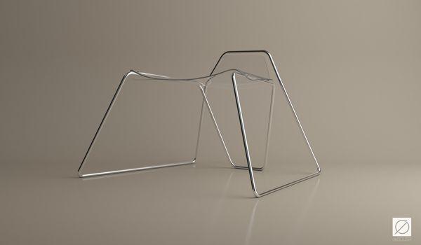 Classic Furniture Sofa Chair Invisible