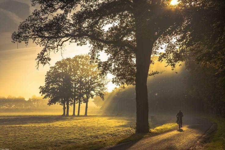 Zonopkomst in Twente