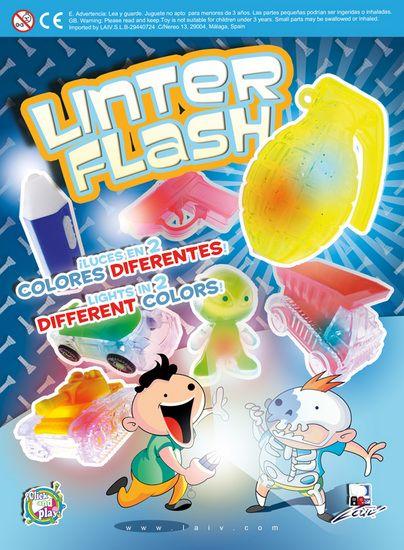 Novedades Juguetes y Máquinas Vending - Linterna Flash