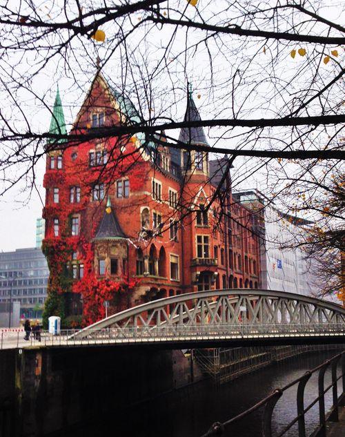 besttravelphotos:  Hamburg, Germany