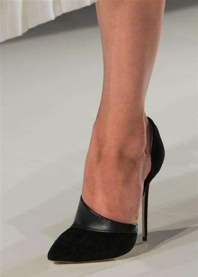 Victoria Beckham scarpe autunno 2014