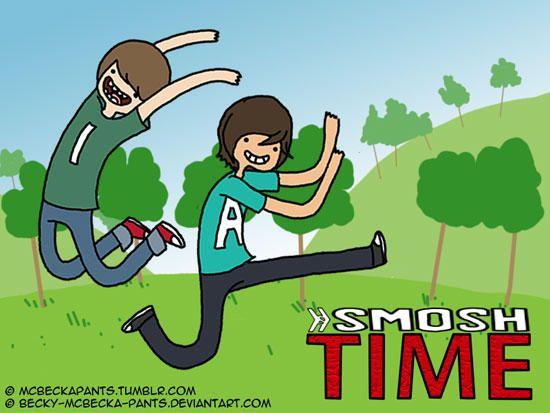 SMOSH | The Best Smosh Fan Art Ever! | SMOSH