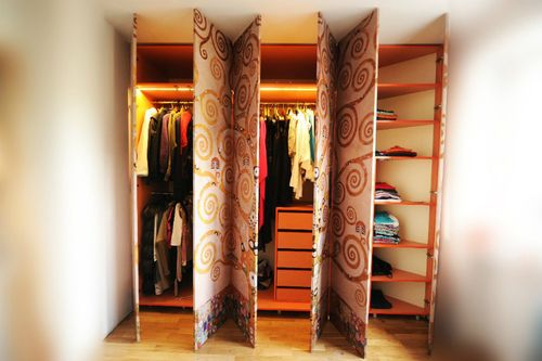 wardobe with picture and photo klimt's tree. See our gallery on http://warsawfurniture.tumblr.com/ #wardrobe #cabinet #furniture #design #home
