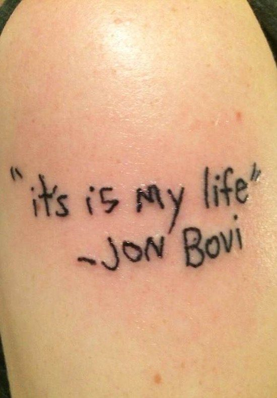 15 Insanely Bad Tattoos That'll Make You Wonder Why