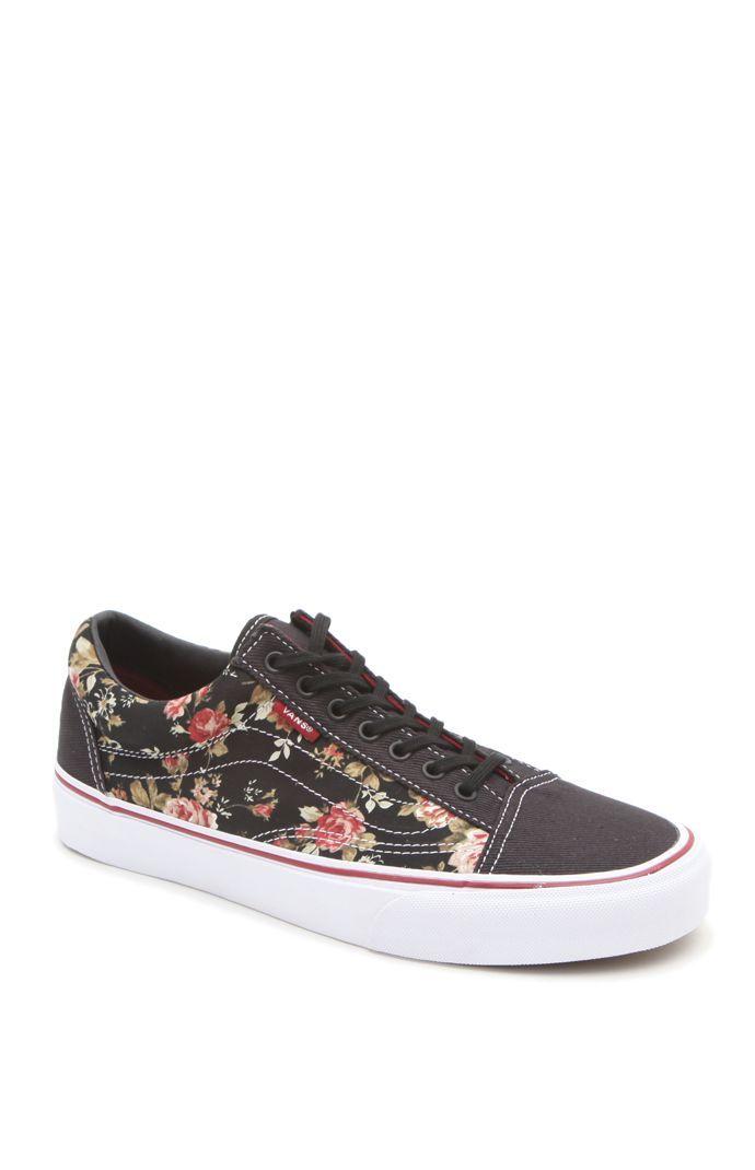 Vans Floral Authentic Lo Pro Sneakers #vans #pacsun