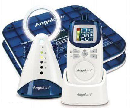 Angelcare Geräusch- und Bewegungsmelder AC401