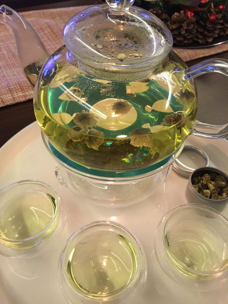 Baby Chrysantemum by Kaya Tea Organic