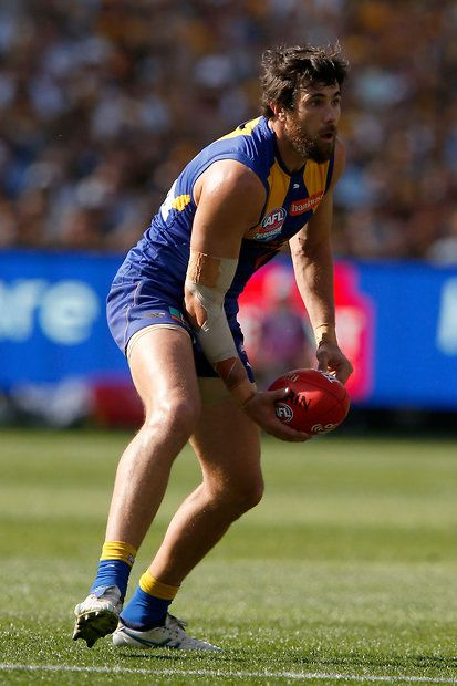 Josh Kennedy #17 I just love this guy