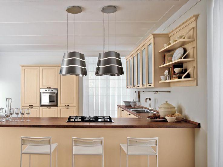 SILVIA rinnova i sapori intensi della cucina di una volta con soluzioni di taglio professionale e riorganizzazione degli spazi. Scopri di più su http://www.cucinelubetorino.it/cucine-lube-classiche/silvia/
