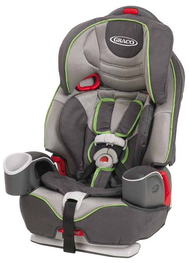 Graco Nautilus 3 In 1 Car Seat Gavit For Me The Selling Point Was Its Smaller Size Stores It Didnt Appear As Big