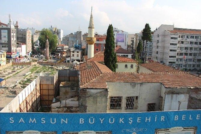 Tarihi medrese ve caminin ihalesi yapıldı: #Samsun'da tarihi Süleyman Paşa Medresesi ve Camii'nin restorasyon ihalesi yapıldı. Devamı için…