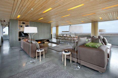 « Newer story Older story »  Dune House by Jarmund/Vigsnæs Architects   and Mole Architects