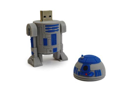 R2D2 pendrive - CsakKütyük Webáruház