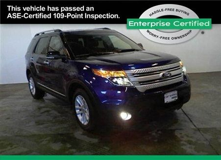 Used FORD Explorer 2013 FORD Explorer Woburn, MA - Enterprise Used Cars
