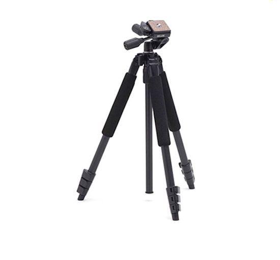 SLIK SPRINT PRO II 3Way GM Camera Tripod Black + Pen Head For DSLR Camera