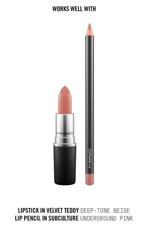 MAC Blankety nude lipstick in Cherish