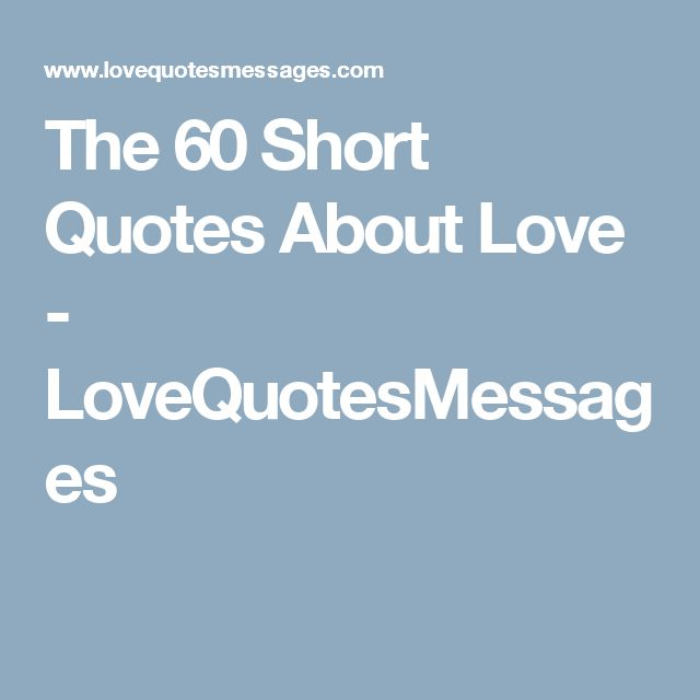 Short Sweet I Love You Quotes: 25+ Best Short Romantic Quotes On Pinterest