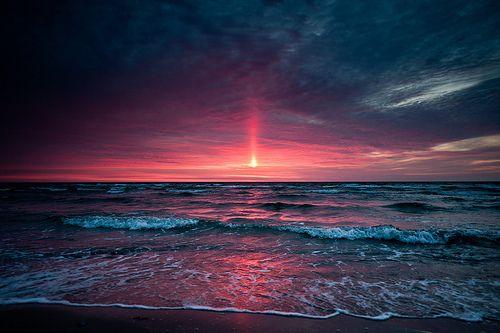 the ocean is where i belongBeach Photos, Buckets Lists, Sunsets Beach, Beach Sunsets, The Ocean, Sunris, Beautiful Sunset, At The Beach, Sea