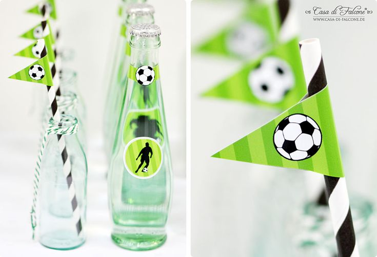 Partytheme Soccer Cup from www.Casa-di-Falcone.de