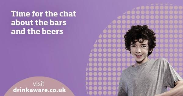 Its never too soon to talk to your child about Alcohol