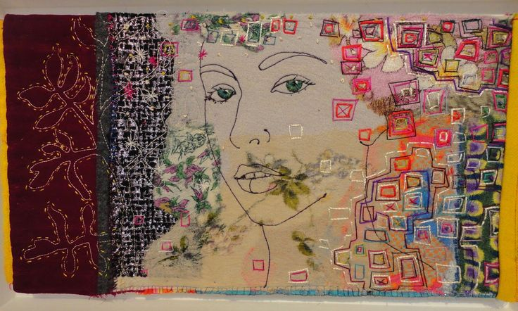 louise baldwin textile artist wiki - Google Search
