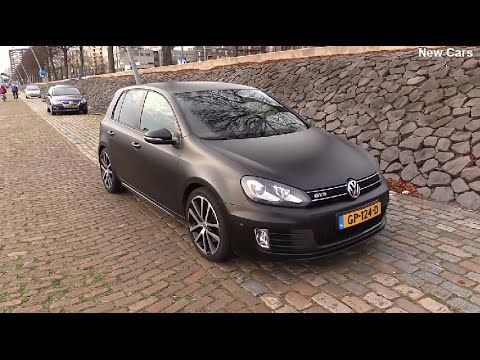 2016 Volkswagen Golf GTD Sportwagen Review Interior Exterior