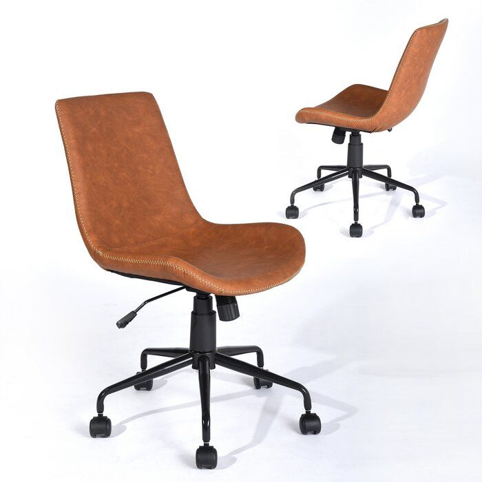 Inessa Task Chair In 2020 Task Chair Chic Office Chair Office Chair